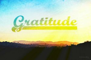 "The Magic Power of an ""Attitude of Gratitude"""